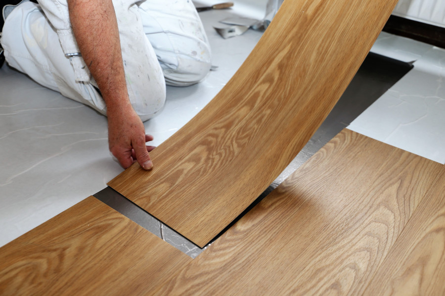 Five Reasons Why LVT Flooring is Becoming More Popular?